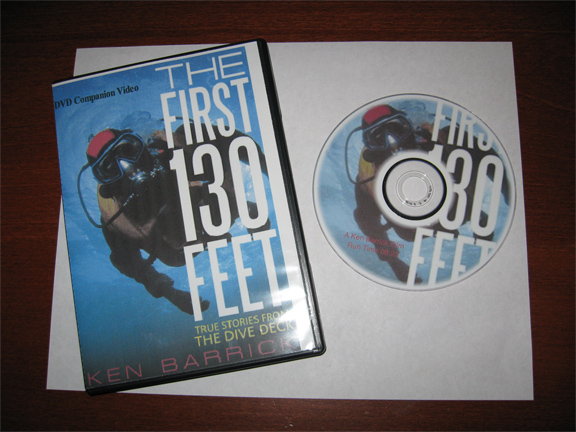 First 130 Feet DVD