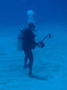 underwater video inspections